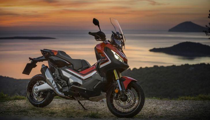 Honda X-ADV, prova su strada: 8 buoni motivi per cui ci è piaciuta - Foto 16 di 35