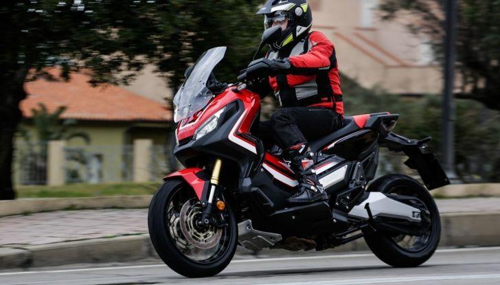 Honda X-ADV, prova su strada: 8 buoni motivi per cui ci è piaciuta - Foto 31 di 35