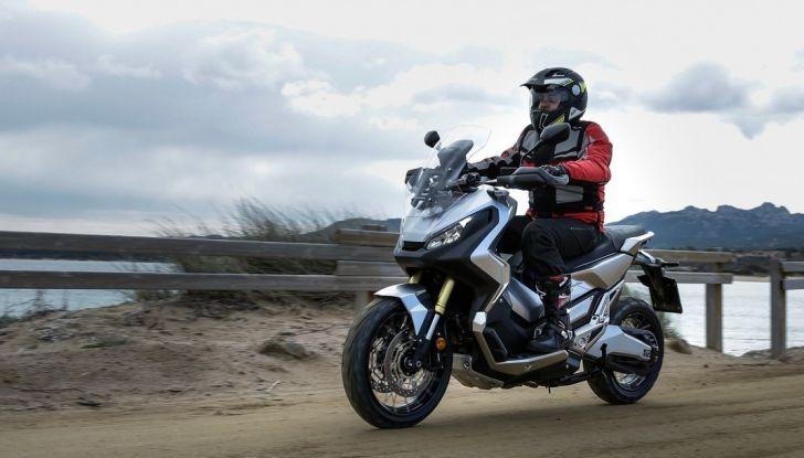 Honda X-ADV, prova su strada: 8 buoni motivi per cui ci è piaciuta - Foto 34 di 35