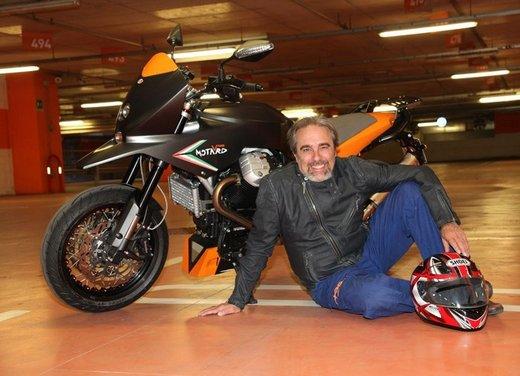 Moto Guzzi Motard V-Twin by Ghezzi-Brian - Foto 6 di 17