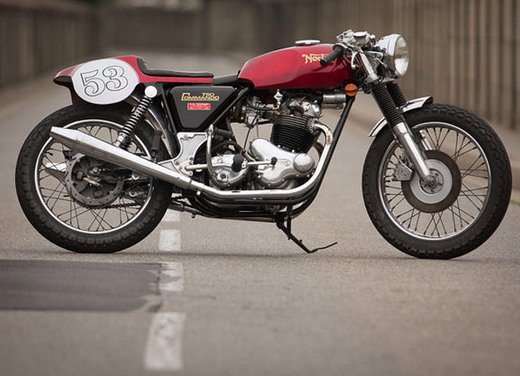 Norton Commando 750 1973 by Southsiders