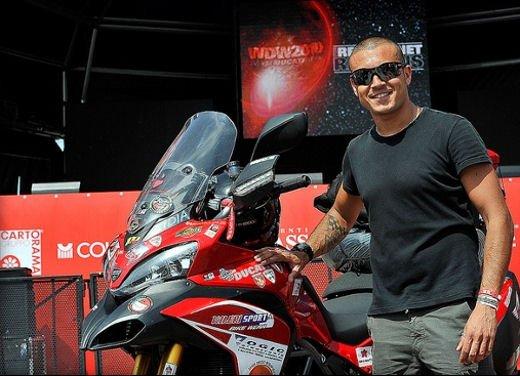 Paolo Pirozzi: giro del Mondo in 80 DOC in sella alla Ducati Multistrada