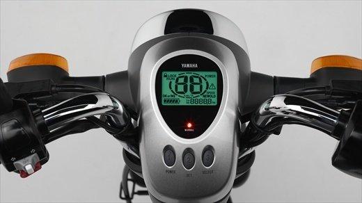 Yamaha EC-03: cittadino elettrico - Foto 13 di 29