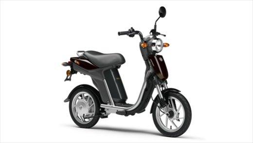 Yamaha EC-03: cittadino elettrico - Foto 29 di 29