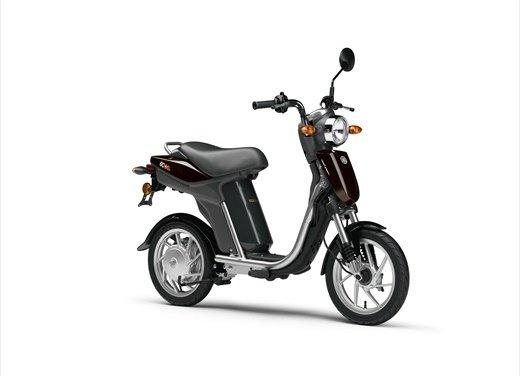 Yamaha EC-03: cittadino elettrico - Foto 11 di 29