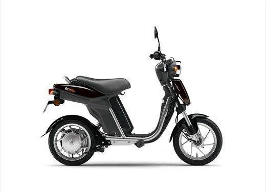 Yamaha EC-03: cittadino elettrico - Foto 21 di 29