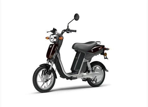 Yamaha EC-03: cittadino elettrico