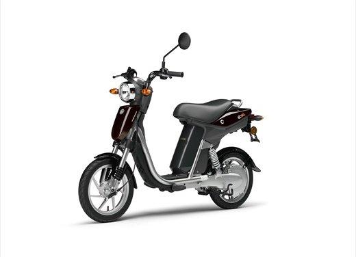 Yamaha EC-03: cittadino elettrico - Foto 1 di 29