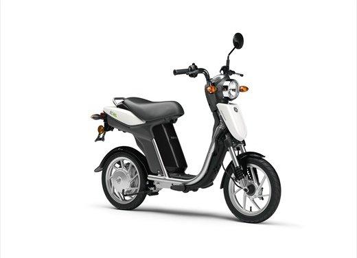 Yamaha EC-03: cittadino elettrico - Foto 16 di 29