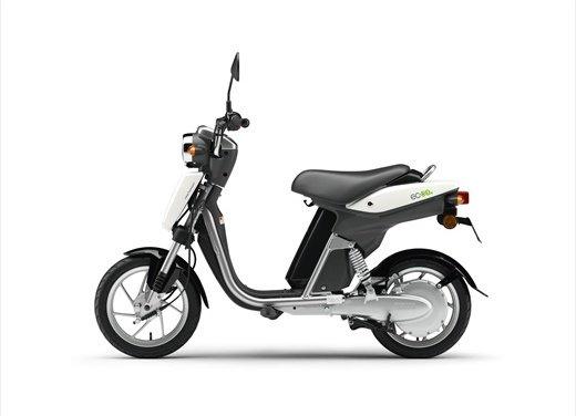 Yamaha EC-03: cittadino elettrico - Foto 12 di 29