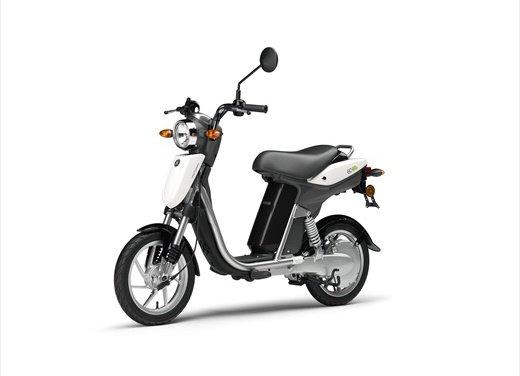Yamaha EC-03: cittadino elettrico - Foto 14 di 29