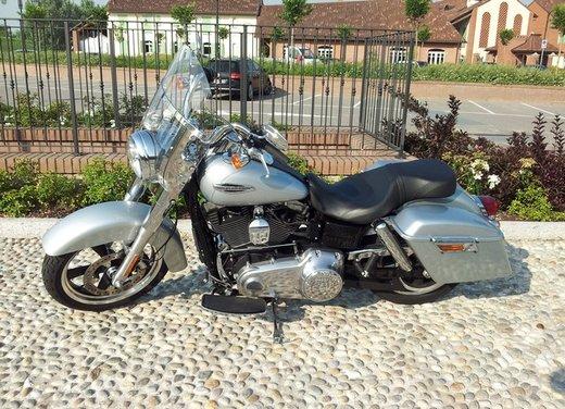 Harley-Davidson Dyna Switchback: un cuore, due moto - Foto 3 di 25