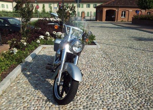 Harley-Davidson Dyna Switchback: un cuore, due moto - Foto 5 di 25