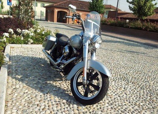 Harley-Davidson Dyna Switchback: un cuore, due moto - Foto 6 di 25