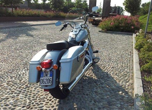 Harley-Davidson Dyna Switchback: un cuore, due moto - Foto 7 di 25