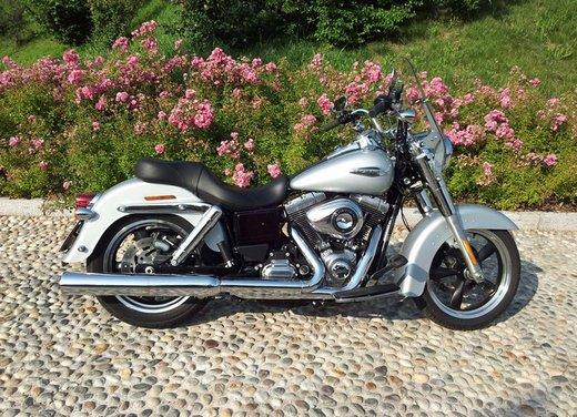 Harley-Davidson Dyna Switchback: un cuore, due moto - Foto 9 di 25