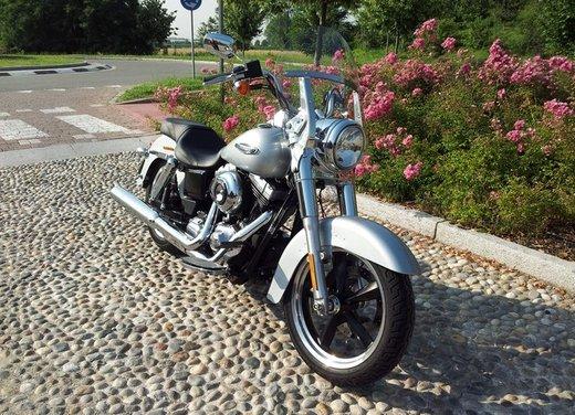 Harley-Davidson Dyna Switchback: un cuore, due moto - Foto 10 di 25