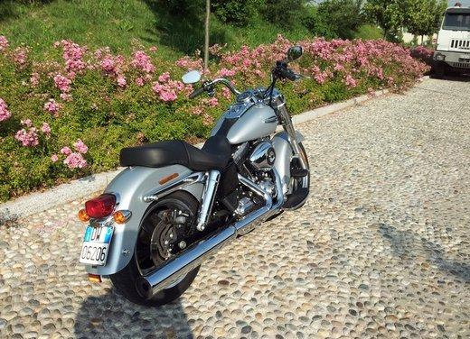 Harley-Davidson Dyna Switchback: un cuore, due moto - Foto 12 di 25