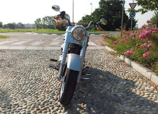 Harley-Davidson Dyna Switchback: un cuore, due moto - Foto 14 di 25
