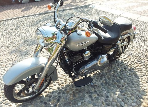 Harley-Davidson Dyna Switchback: un cuore, due moto - Foto 15 di 25