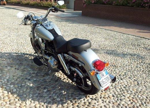 Harley-Davidson Dyna Switchback: un cuore, due moto - Foto 16 di 25