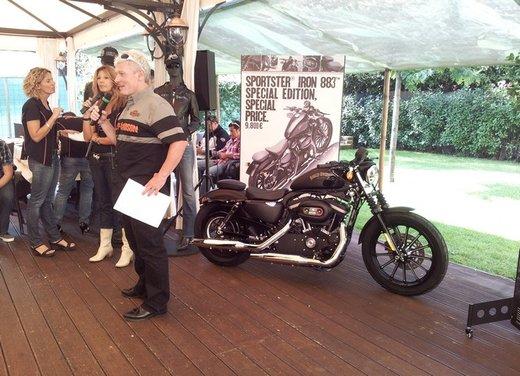 Harley-Davidson Iron 883 Special Edition