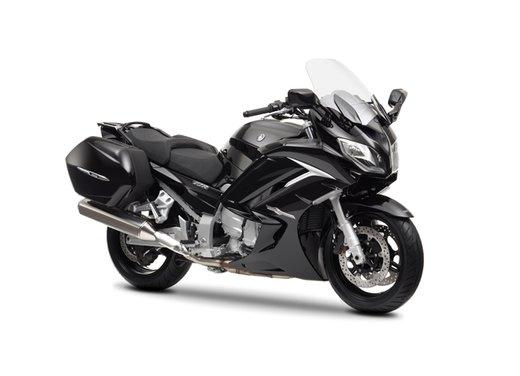L'innovazione arriva dal turismo: Yamaha FJR 1300A - Foto 12 di 30