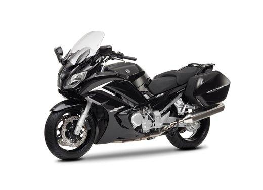 L'innovazione arriva dal turismo: Yamaha FJR 1300A - Foto 15 di 30