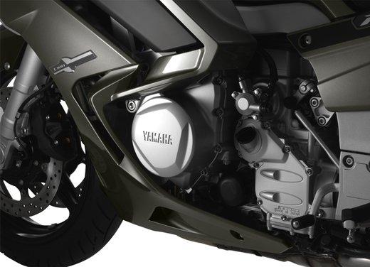 L'innovazione arriva dal turismo: Yamaha FJR 1300A - Foto 24 di 30