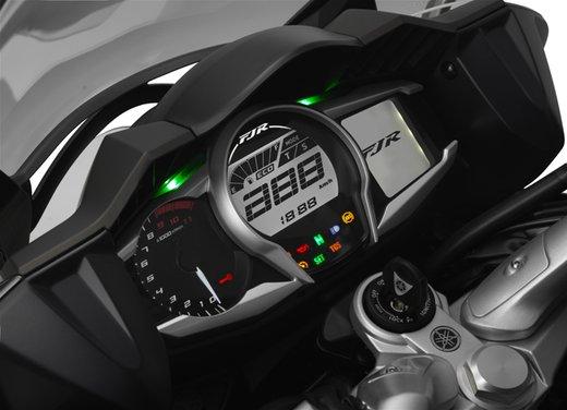 L'innovazione arriva dal turismo: Yamaha FJR 1300A - Foto 28 di 30