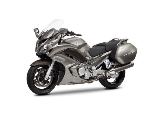 L'innovazione arriva dal turismo: Yamaha FJR 1300A - Foto 21 di 30