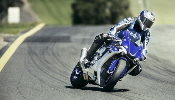 Yamaha Supersport Pro Tour 2016: Prova in pista la R-Series! - Foto 5 di 11