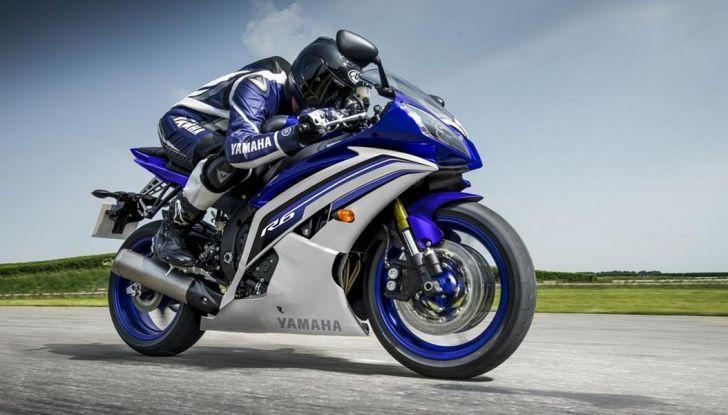 Yamaha Supersport Pro Tour 2016: Prova in pista la R-Series! - Foto 8 di 11