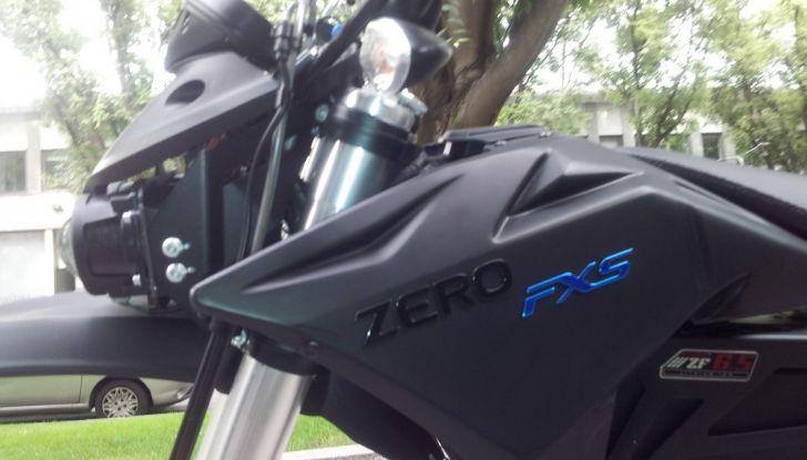 """Prova su strada: Zero Motorcycles FXS 11 kW: la """"125"""" elettrica - Foto 2 di 37"""