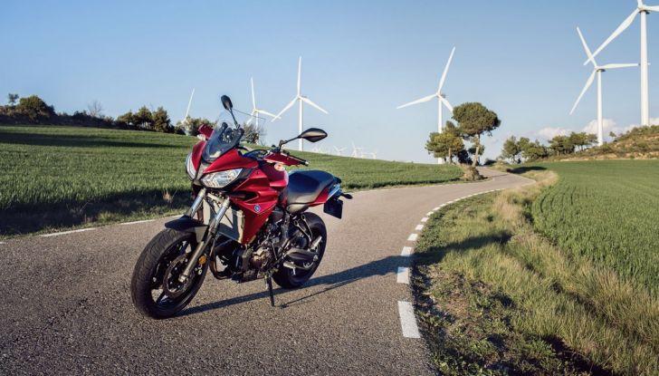 Nuova Yamaha Tracer 700 2016: Caratteristiche, dettagli e video - Foto 3 di 28