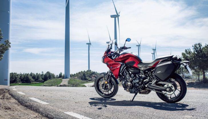 Nuova Yamaha Tracer 700 2016: Caratteristiche, dettagli e video - Foto 11 di 28