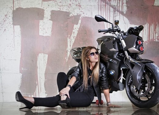 BMW F 800 R by Vilner Custom Bike Predator - Foto 9 di 21