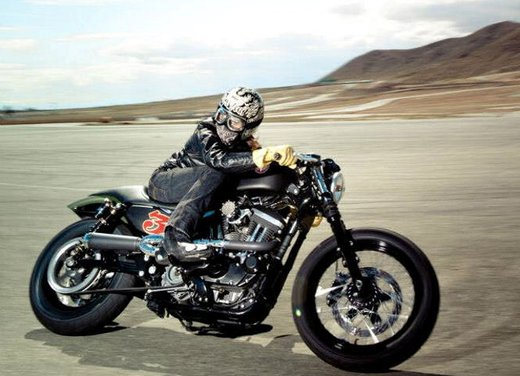 Harley Cafe Sportster by Roland Sands - Foto 11 di 38