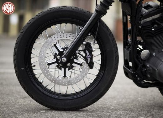 Harley Cafe Sportster by Roland Sands - Foto 30 di 38