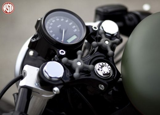 Harley Cafe Sportster by Roland Sands - Foto 32 di 38