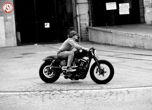 Harley Cafe Sportster by Roland Sands - Foto 22 di 38