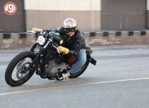 Harley Cafe Sportster by Roland Sands - Foto 12 di 38