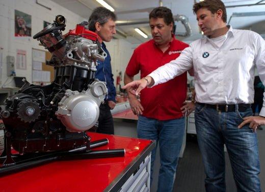 Husqvarna prepara il motore 900 di cilindrata
