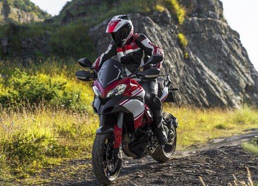 Ducati Multistrada, versioni, novità e prezzi 2013