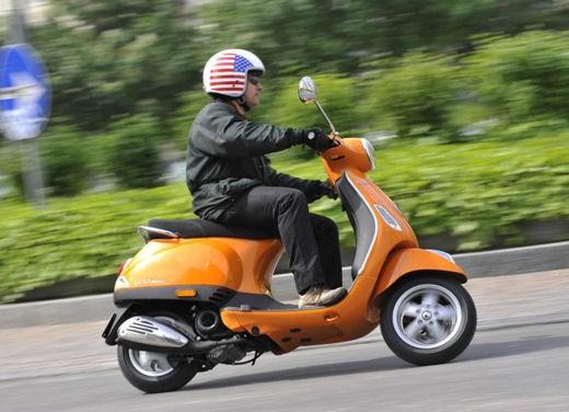 Vespa LX 50 4valvole – Test ride