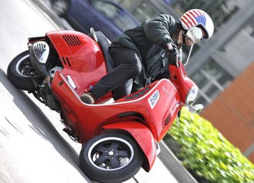 Vespa GTS 125 Super – Test ride - Foto 16 di 18