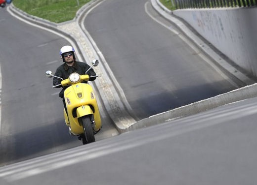 Vespa GTS 125 Super – Test ride - Foto 18 di 18