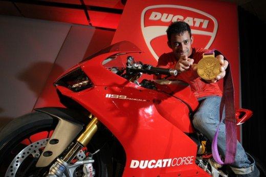 Ducati 1199: Panigale, S, Tricolore ed R