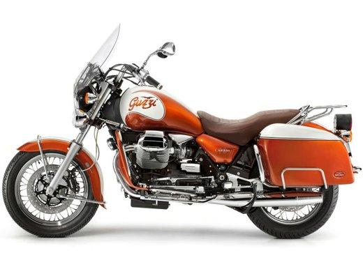 Moto Guzzi California 90° Anniversario: prezzo di 16.780 Euro - Foto 6 di 15
