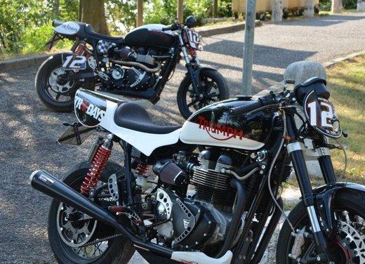 Triumph Bonneville T12 e T12.2 Bonneville T100 Carb by Free Spirits - Foto 12 di 33